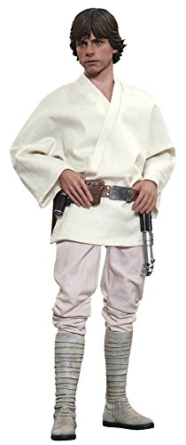Hot Toys Maßstab 1: 6 Star Wars A New Hope Luke Skywalker Figur - Luke Skywalker Eine Neue Hoffnung Kostüm