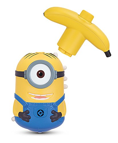 Despicable Me Stuart The Spinning Minion Toy