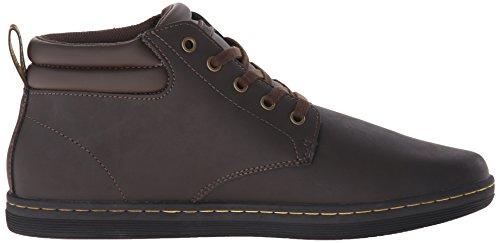 Dr.Martens Mens Maleke Wildhorse Lamper Leather Boots Gaucho