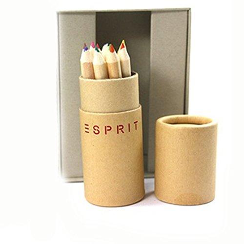 Esprit Uhr Mini Infinity Jungenuhr Kunststoff Kinderuhr Buntstifte ES000U64049 - 2