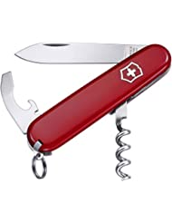 Victorinox Waiter Army Knife - Red