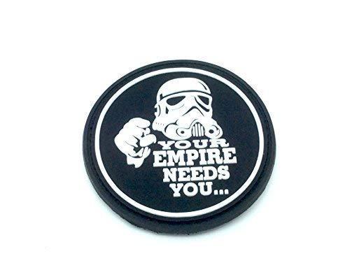 Your Empire Needs You Stormtrooper Star Wars Velcro