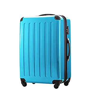 ea615891d HAUPTSTADTKOFFER – Alex – Hand Luggage On-Board Set of 3 Hard-side Luggages  Trolley Hardside Suitcase, (S, M & L)