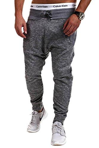 MT Styles Loose Fit Sarouel Pantalon de Sport P-1861