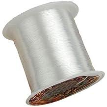SODIAL(R) 70m/Rouleau 0.25mm corde fil de cordon pour Perles Peche
