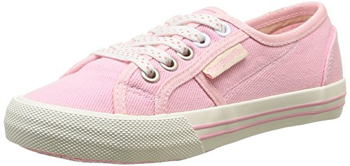 Pepe Jeans Baker Plain, Baskets Basses fille