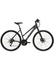 Serious Tenaya Hybrid - Bicicletas híbridas Mujer - negro Tamaño del cuadro 50 cm 2016