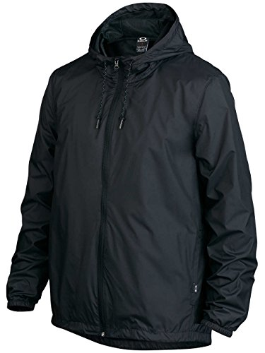 Oakley Herren Foundation Windbreaker Jacke, Jet Black, M