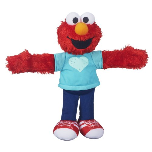 PLAYSKOOL SESAME STREET ELMO HUGS FOREVER FRIENDS FIGURE