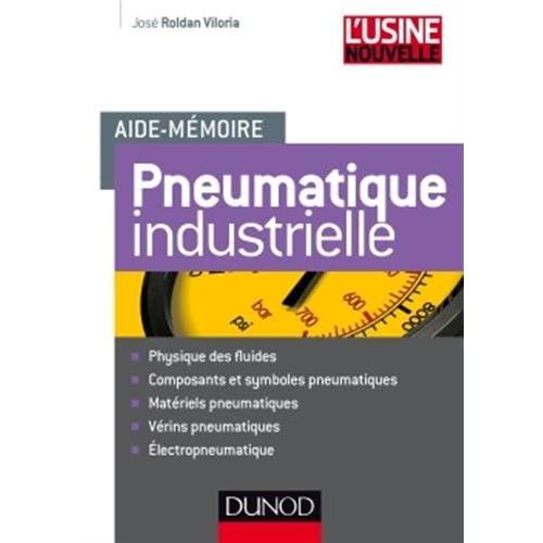 Célèbre Télécharger Aide-mémoire de pneumatique industrielle PDF Livre  CS85
