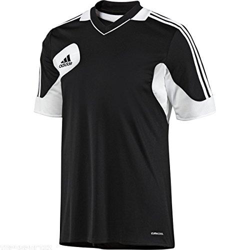 Adidas Condivo 12 Herren Trainings Shirt Sport Trikot schwarz/weiß 2 - XS - 42 Condivo 12 Training