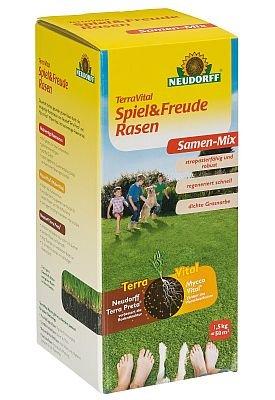NEUDORFF - TerraVital Spiel & Freude Rasen - 1,5 kg