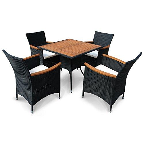 Indoba Gartenmöbel Set, 5-teilig