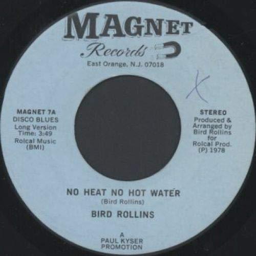 no heat no hot water / short 45 rpm single -