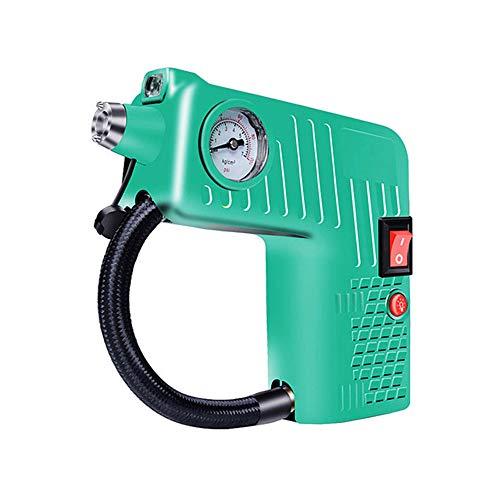 KAR Auto gonfiatore, 12v Universale dell'automobile compressore Elettrico Multifunzione Portatile dell'automobile Moto Pneumatico inflator,V