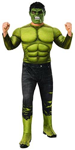 Infinity War 821000-XL Kostüm Hulk LW AD