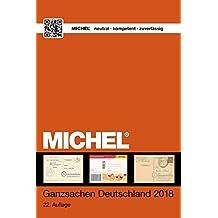 MICHEL Ganzsachen Deutschland 2018