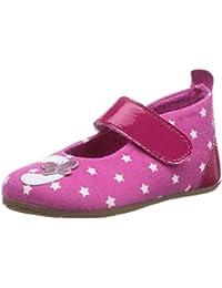 Living Kitzbühel Baby Klettschuh, Unisex Baby Lauflernschuhe, Pink (bubblegum 365), 30 EU