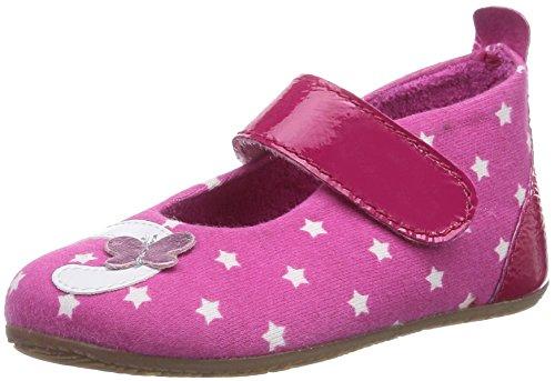 Living Kitzbühel Babyballerina Stern & Katze, Hi-Top Slippers fille