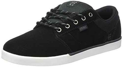 Etnies Herren Jefferson Black Skateboardschuhe Noir (Black 001)