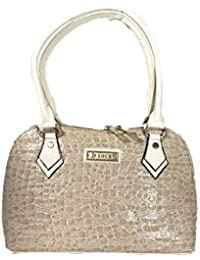 Cliff And Taylor Co. Women's Handbag (Off White) CTLB014