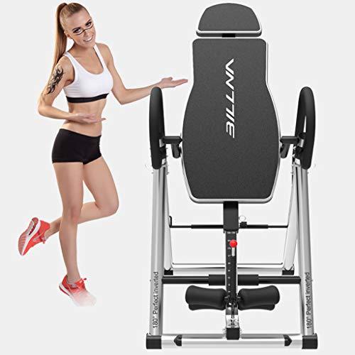 T-inversionsgerät Faltbare umgekehrte Rückenbehandlung Fitness Reflexzonenmassage Ausrüstung