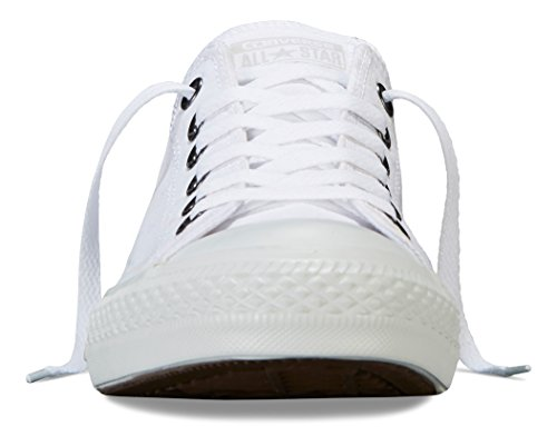 Converse - Ctas Mono Ox, Sneaker Donna bianco (white mono)