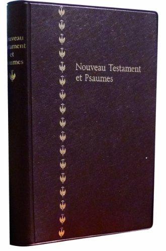 Nouveau Testament et Psaumes, Colombe