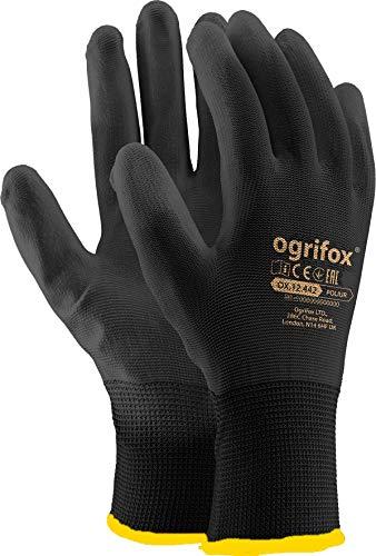 Ogrifox OX-Poliur_Bb10 - Guantes protección Ox.12.442
