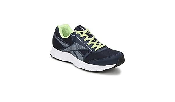 d8312f47bc2 Reebok Smart Runner Black Green Sport Shoe For Men (UK-8)  Buy Online at  Low Prices in India - Amazon.in