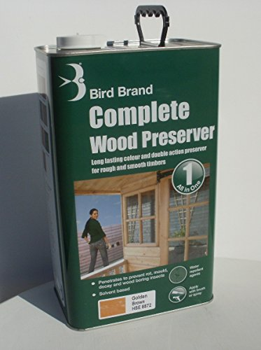 5-litres-of-golden-brown-wood-preserver-preservative-and-stain