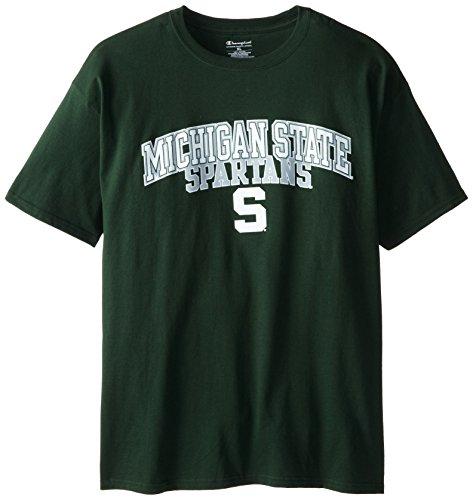 Boise State University Apparel (Champion NCAA Boise State Broncos T-Shirt, Herren, grün, Large)