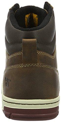 Cat Footwear COLFAX MID P716680, Sneaker uomo Beige (Beige (Dark Beige Lite Horn))