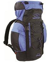 Highlander Unisex Rambler 25 Litre Rucksack Backpack Blue One Size