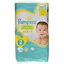 2 1 x... Pampers Premium Protection New Baby 4-8 kg Gr Monatsbox 1er Pack