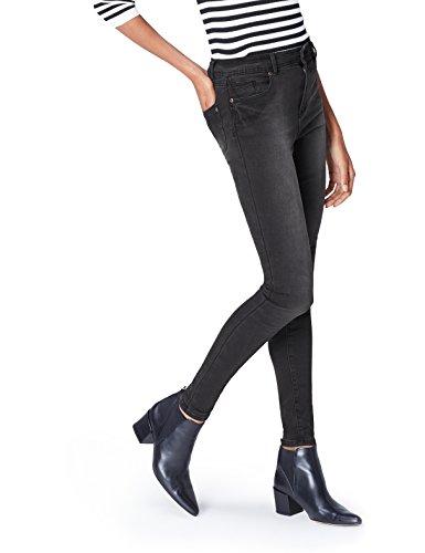 find. DC1718R jeans, Schwarz (Washed Black), W28/L32 (Herstellergröße: Small)