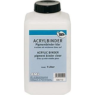 586710-FBA - MALZEIT - Acrylbinder - Klares Pigmentbindemittel - Beste Qualität