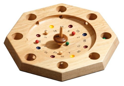 Philos 3116 - Tiroler Roulette Octagon, Aktionsspiel