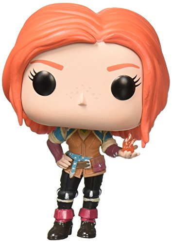 Funko- Triss Figura de Vinilo, colección de Pop, seria The Witcher (6366)