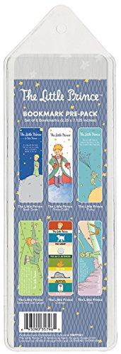 Der kleine Prinz Lesezeichen 6er Pack Kinder Classic Literatur Lesezeichen (2,25x 7.125) 7.125