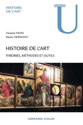 Histoire de l'art : Théories, méthodes et outils (histoire ge-MD t. 1)