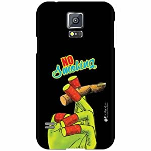 Printland Designer Back Cover for Samsung Galaxy S5 - Case Cover