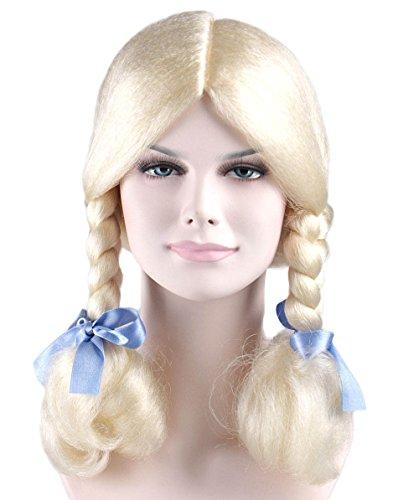 Alice in Wonderland style ADULT Wig (Perücke Erwachsene Alice Wonderland In Für)