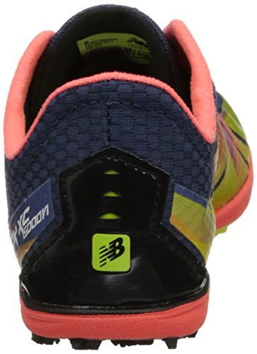 New Balance Women's WXC5000 Cross Country Spike Shoe,Yellow/Red,11 B US Yellow/Red