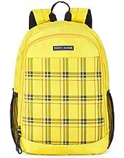 Tommy Hilfiger 19.53 Ltrs Yellow Laptop Backpack (TH/BIKDD14HAR)