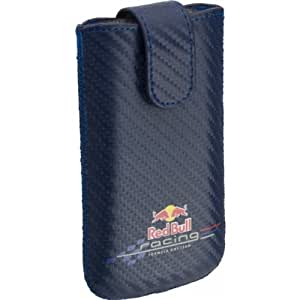 Peter Jäckel 12125 RED BULL Racing Carbon CASE NO 2 SIZE M BLUE