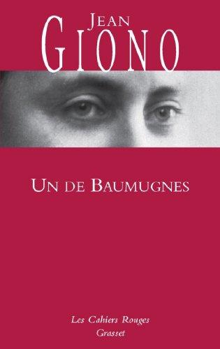 Un de Baumugnes (Les Cahiers Rouges)