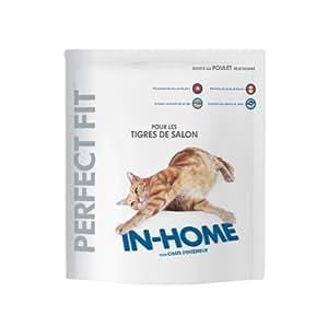 Perfect Fit - In Home - Croquette - Au Poulet - 4 Sacs de 1,4 kg