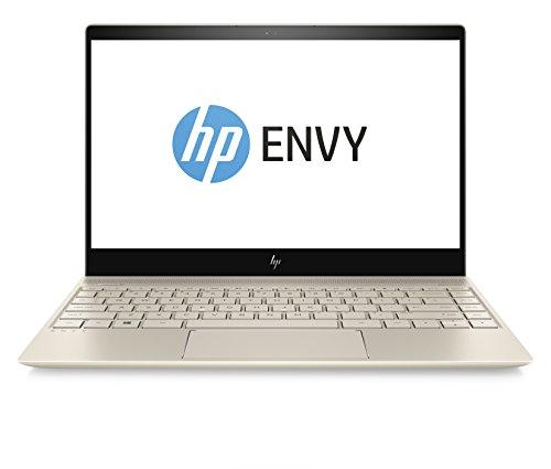 HP ENVY 13-ad106ng 33,7 cm (13,3 Zoll Full HD IPS) Notebook (Intel Core i7-8550U, 8GB RAM, 512GB SSD, Nvidia GeForce MX150 2GB, Windows 10 Home) gold (Hp Envy 14 Laptop)