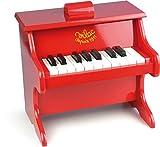 Vilac - Giocattolo prima infanzia, Pianoforte, colore: Rosso [Importato da Francia]